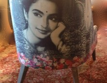 Bollywood chair